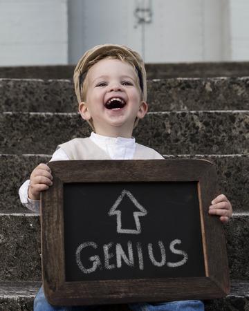 Genius boy
