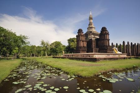 Siam Ancient Pagoda
