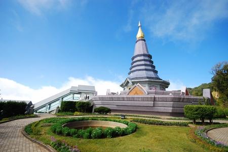 The pagoda - Chiangmai