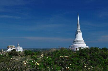Landscape of Phra Nakhon Khiri palace