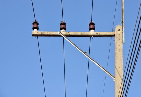 insulator: electric insulator in the city