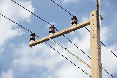 amperage: electric insulator in the city