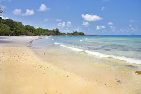 Sea beach, Koh samed, aoi wai, Rayong, Thailand