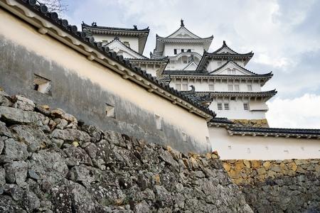 Himeji Castle in Hyogo, Japan Stock Photo