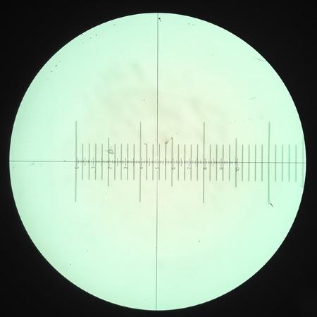 micrometer: stage micrometer
