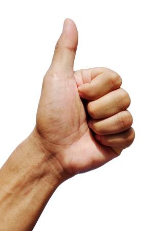 ring finger: men