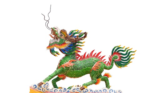 Kylin or qilin photo