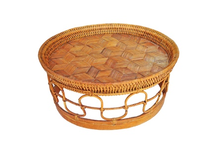 A lifetime bamboo basket  photo