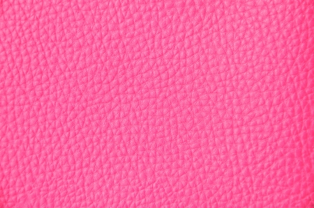 Pink leather background photo