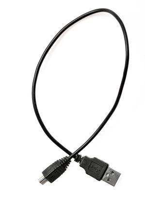 USB cable Stock Photo - 15775082
