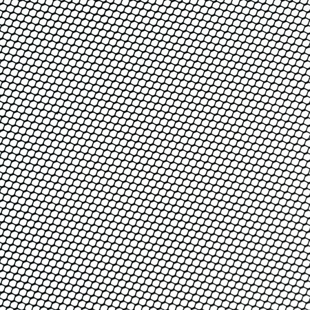 Metal mesh plating isolated against a white background  Stock Photo - 16802674
