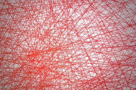 赤い線の背景