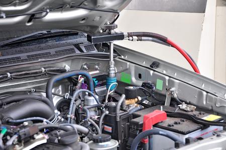 ngv: car refuel