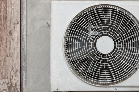 ventilate: fan aircondition Stock Photo