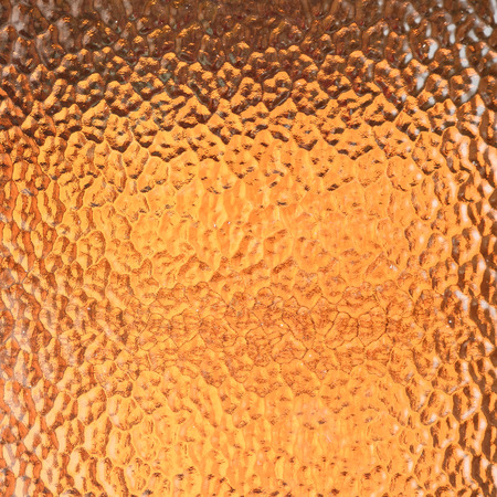 Orange Glass for background