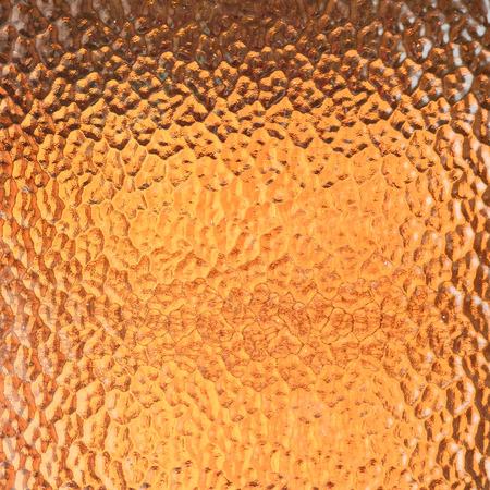 Oranje Glas voor achtergrond