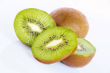 lobule: background, brown, cantle, color, colour, cut, cutout, diet, dieting, food, freshness, fruit, glossy, green, group, half, health, healthcare, healthy, heap, ingredient, isolated, juicy, kiwi, lifestyle, lobule, nutritious, object, organic, part, perfect, Stock Photo