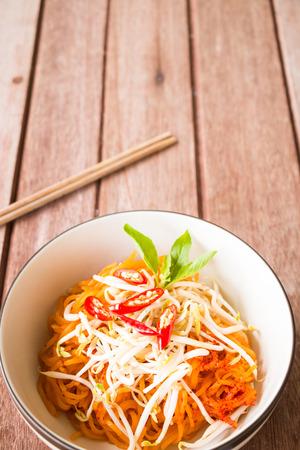 padthai: Thai style noodles, Pad-Thai, Thai cuisine.