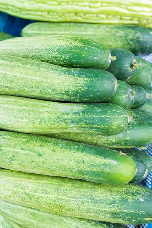 cucumbers: cucumbers Stock Photo