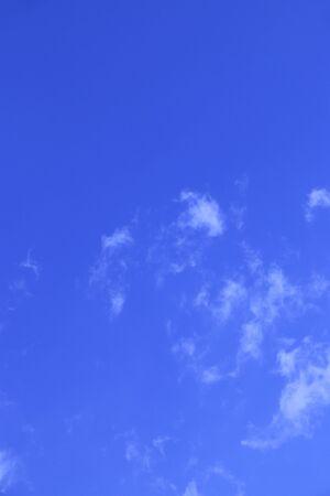 bluesky: blue-sky with clouds.