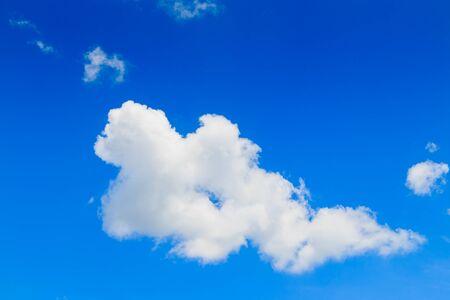 bluesky: blue-sky background