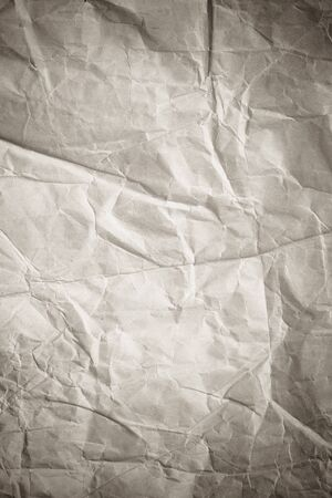 Het gebruik van de pakpapiertextuur voor achtergrond.