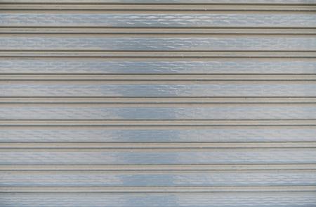 metal wall: Aluminum  background.