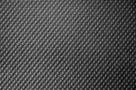 black leather texture: Black dark leather background or texture