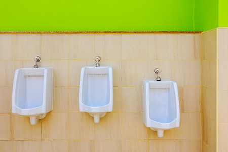 latrine: Public toilet