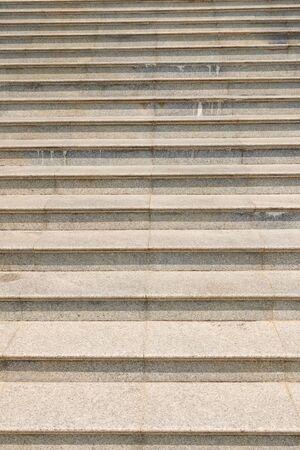 backstairs: stairs Stock Photo
