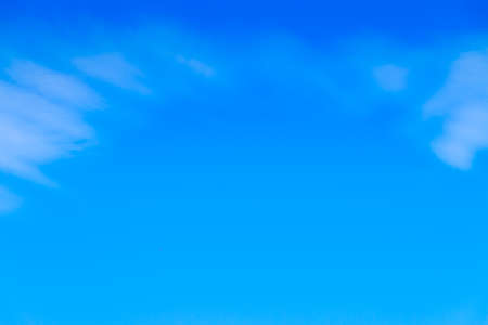 blue background: Blue sky background.