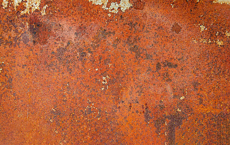 Orange rust grunge abstract background texture pattern