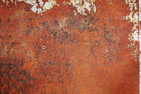 Abstract grunge rusty iron background close up Stock Photo