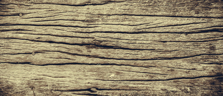 Close up rustic old grunge wooden plank texture background