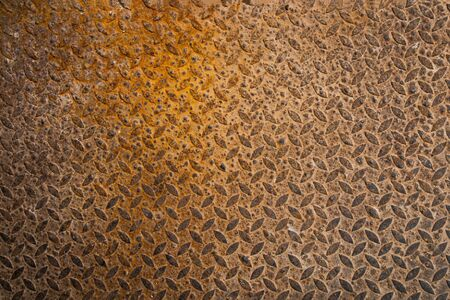 Close up rust grunge metal texture background
