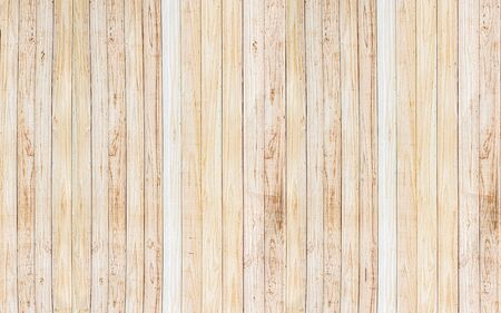 Close up brown wooden table top texture background use for put your products or display something Imagens