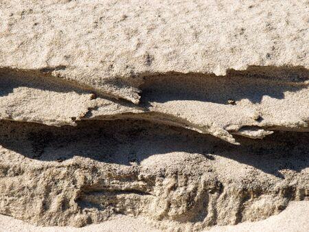 砂の形成 2