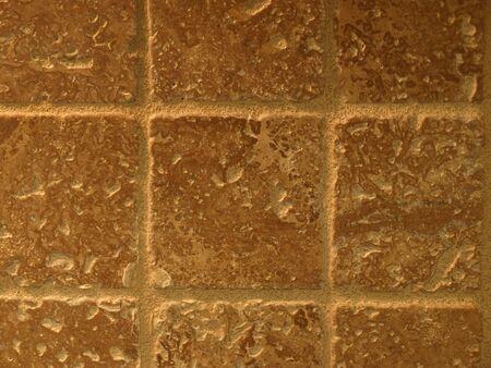 Repeatable tile backsplash