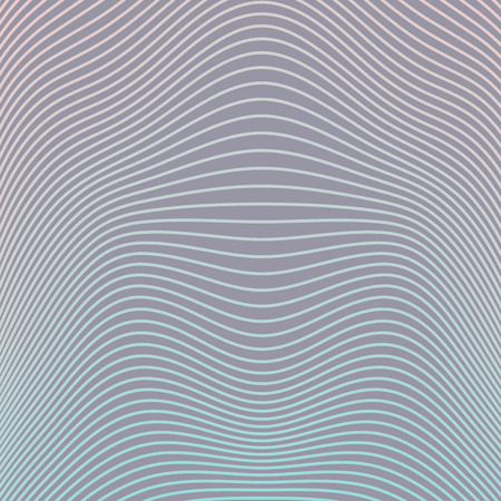 pantone: Abstract vector background. Geometric Lines - Pantone Colours Illustration