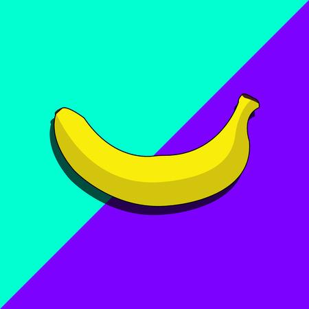 fashion design: Bananas fashion design. Vector Illustration