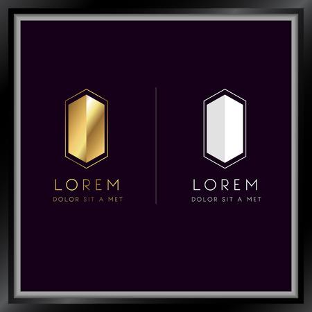 millions: Corporate Company Emblem Luxury Style