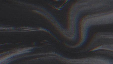 Unique Design Abstract Digital Pixel Noise Glitch Error Video Damage 写真素材