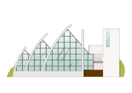 Architecture Building Project