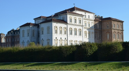 Reggia di Venaria Reale, royal residence near Turin, Italy