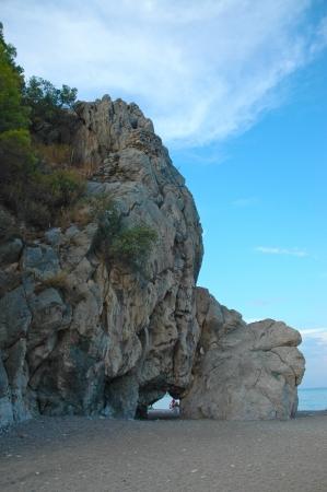 olympus: Gods Mountain is Olympus in Antalya Stock Photo