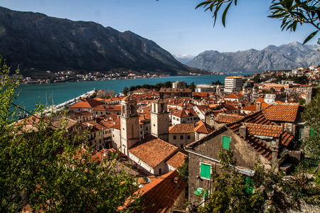 Kotor is a coastal town in Montenegro. It is located in a secluded part of the Gulf of Kotor.