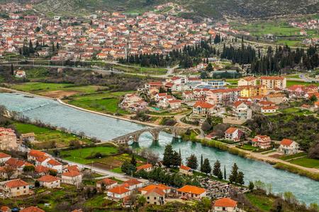 Trebinje is a city located in Republika Srpska, an entity of Bosnia and Herzegovina.