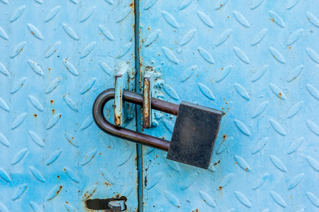 Padlocks are portable locks with a shackle that can be passed through an opening (such as a chain link, or hasp staple) to prevent use, theft, vandalism or harm.
