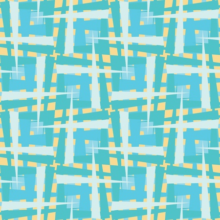 crosshatched: Seamless wallpaper background pattern with cross-hatched sharp points