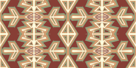 parallelogram: Seamless background wallpaper pattern in warm colors